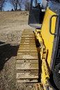 Free Bulldozer Detail Stock Image - 678231