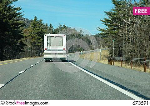 Free Motorhome Stock Image - 673591