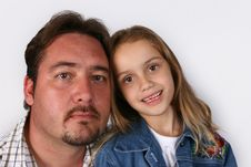 Free Father And Daughter Stock Photos - 671453