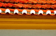 Free Roof Eaves Stock Image - 671771