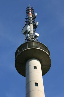 Free Communication Tower Stock Photography - 673712