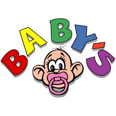 Free Baby Head Stock Images - 673834