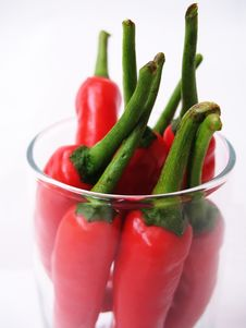 Free Red Chillis Stock Photos - 675103