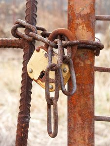 Free Padlock Stock Photos - 675263