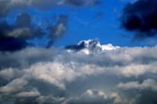 Free Clouds Royalty Free Stock Image - 676456