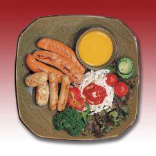 Free Side Dish Stock Photo - 677380