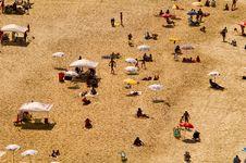 Free Leblon Beach Stock Photos - 677503