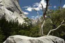 Free Yosemite Valley Royalty Free Stock Photos - 678838