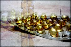 Free Homeopathic Capsules Stock Images - 679004