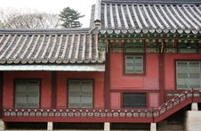 Free Korean Palace Stock Photos - 679333