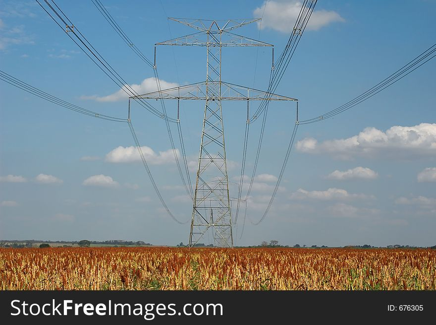 Eletric tower