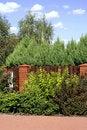 Free Garden Setting Royalty Free Stock Photos - 6709828