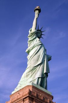 Free Statue Of Liberty Royalty Free Stock Image - 6701776