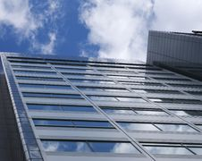 Free Office Building Royalty Free Stock Photos - 6701918
