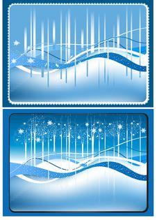 Free Xmas Snowflakes Design Stock Images - 6701984