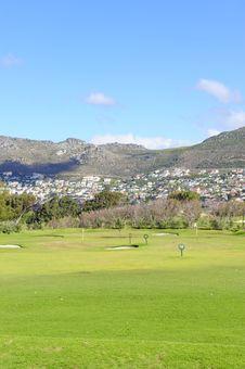 Free Golf Driving Range Royalty Free Stock Photo - 6702045