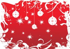 Free Christmas Background A.cdr Stock Photos - 6704483