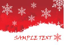 Free Christmas Background 2.cdr Royalty Free Stock Image - 6704486