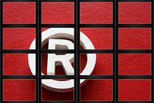 Free Trademark Royalty Free Stock Image - 6704766