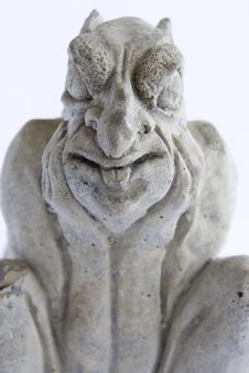 Free Gargoyle Royalty Free Stock Photography - 6705097