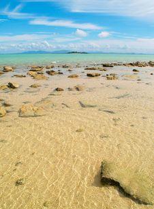 Free Paradise Beach In Australia Royalty Free Stock Photos - 6705098