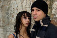 Free Loving Couple 01 Royalty Free Stock Image - 6705186