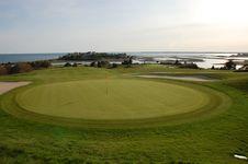 Free Golf Course Stock Photos - 6705613
