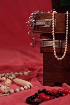 Free Jewelry Box Royalty Free Stock Photos - 6706158