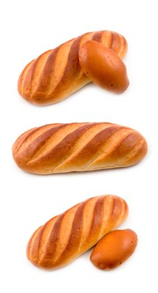 Free Grain Collage From Long Loaf Royalty Free Stock Photos - 6706378