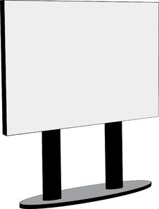 Free White Board Royalty Free Stock Photo - 6707545