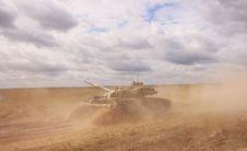 Free T-64BM Bulat Tank Stock Images - 6707594