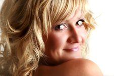Free Beautiful Blonde Girl Stock Image - 6707841