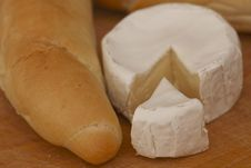 Free Rolls And Cheese Royalty Free Stock Photo - 6708515