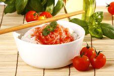 Free Pasta Royalty Free Stock Photography - 6708577
