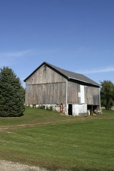 Free American Barn Stock Images - 6708834