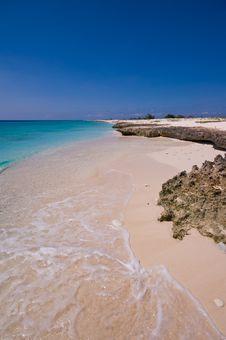 Free Tropical Beach Stock Image - 6709151