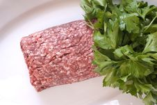 Free Minced And Parsley Stock Photos - 6709473