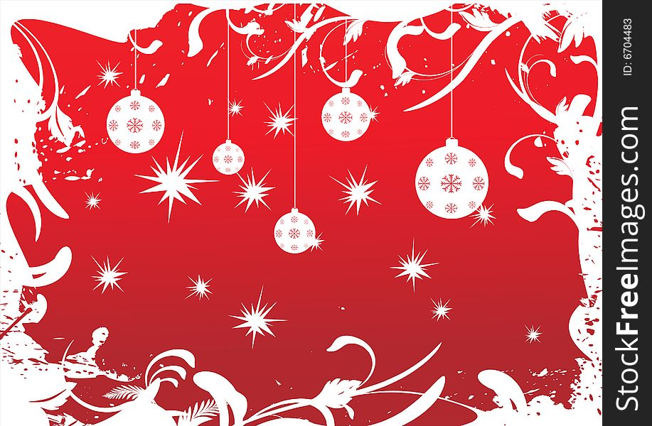 Christmas background A.cdr
