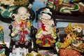 Free Pottery Figure Royalty Free Stock Photo - 6716515