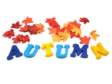 Free Autumn Time Again Royalty Free Stock Images - 6710199