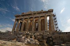 Free Parthenon, Acropolis, Royalty Free Stock Images - 6710439