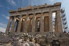 Free Parthenon, Acropolis, Royalty Free Stock Images - 6710459