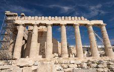 Free Parthenon, Acropolis, Stock Image - 6710491