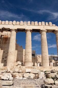 Free Parthenon, Acropolis, Royalty Free Stock Images - 6710569