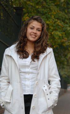 Free White Smile Royalty Free Stock Photography - 6710597