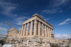 Free Parthenon, Acropolis, Royalty Free Stock Images - 6710639