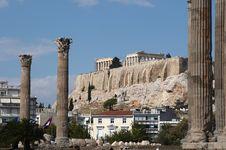 Free Parthenon, Acropolis, Royalty Free Stock Photography - 6710797