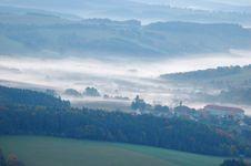 Free Autumn Landscape Royalty Free Stock Photography - 6711097