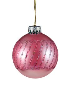 Free Christmas Tree Ornament Royalty Free Stock Photography - 6711117
