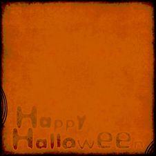 Grungy Halloween Backdrop Stock Photos